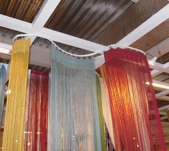 наши карнизы со шторами